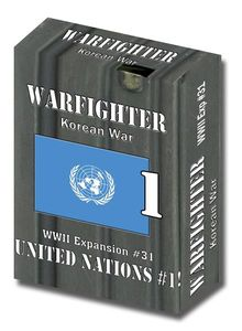 Warfighter World War II Expansion: United Nations