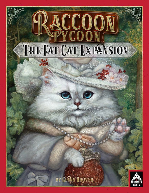 Raccoon Tycoon: Fat Cat Deluxe Expansion (Pre-Order)