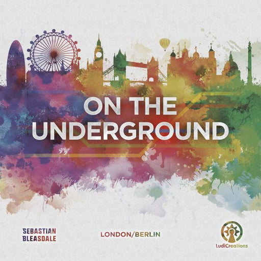 On the Underground - London/Berlin (Pre-Order)