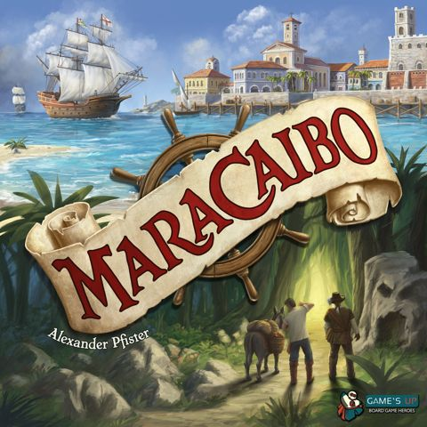 Maracaibo with Metal Coin Upgrade (Pre-Order)