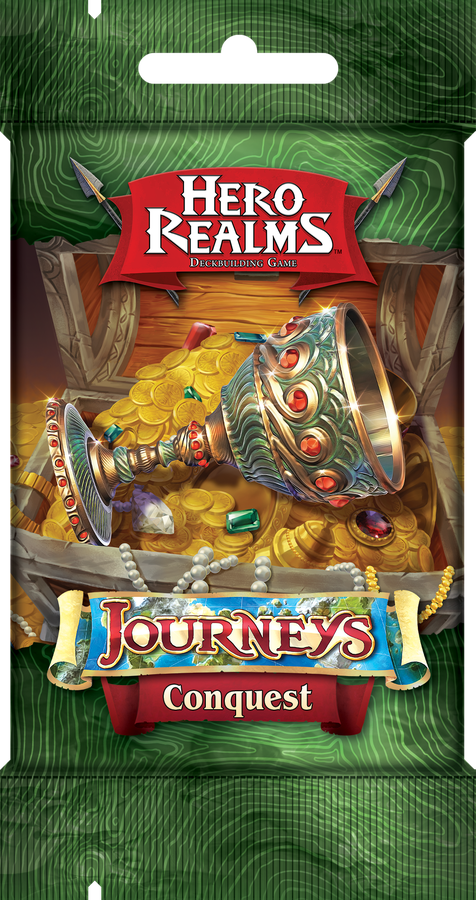 Hero Realms: Journeys Conquest (Pre-Order)