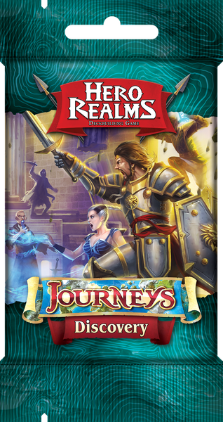 Hero Realms: Journeys Discovery (Pre-Order)