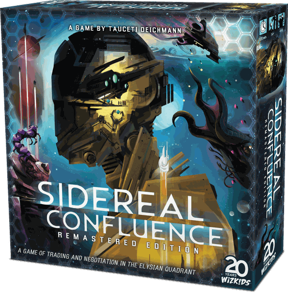 Sidereal Confluence: Remastered Edition (Pre-Order)