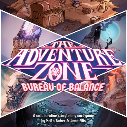 Adventure Zone - Bureau of Balance (Pre-Order)