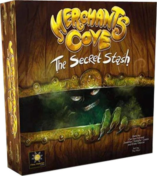 Merchants Cove - Secret Stash Expansion (Pre-Order)