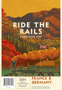 Ride the Rails: France and Germany