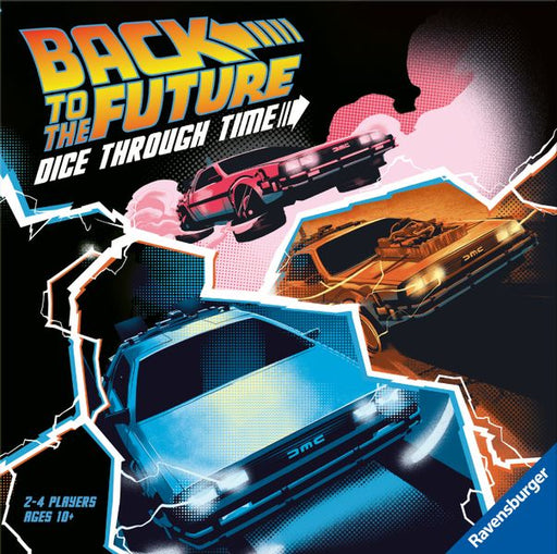 Back to the Future: Dice Through Time (Pre-Order)