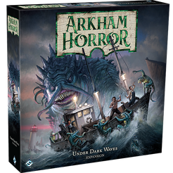 Arkham Horror: 3rd Edition - Under Dark Waves Expansion (Pre-Order)