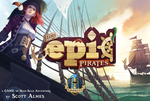 Tiny Epic Pirates (Pre-Order)