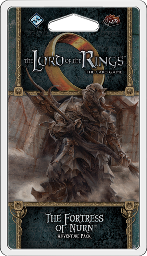 Lord of the Rings LCG: The Fortress of Nurn Adventure Pack (Pre-Order)