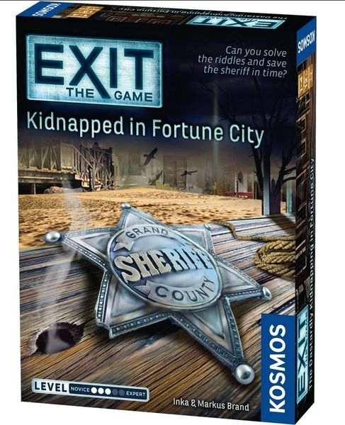Exit The Game - Kidnapped In Fortune City (Pre-Order)