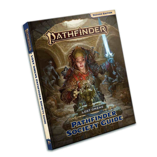 Pathfinder RPG (Second Edition) - Lost Omens Pathfinder Society Guide
