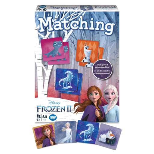 Frozen II - Matching Game