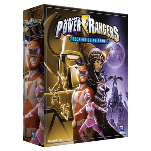 Power Rangers Deck-Building Game (Pre-Order)