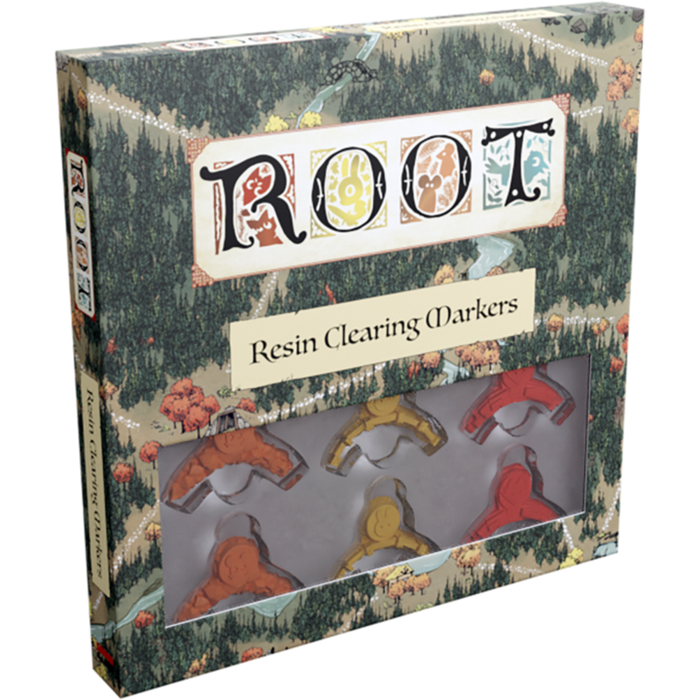 Root: Resin Clearing Markers (Pre-Order)