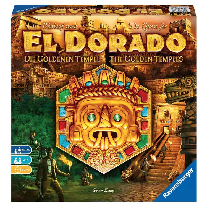 The Quest for El Dorado: Golden Temples