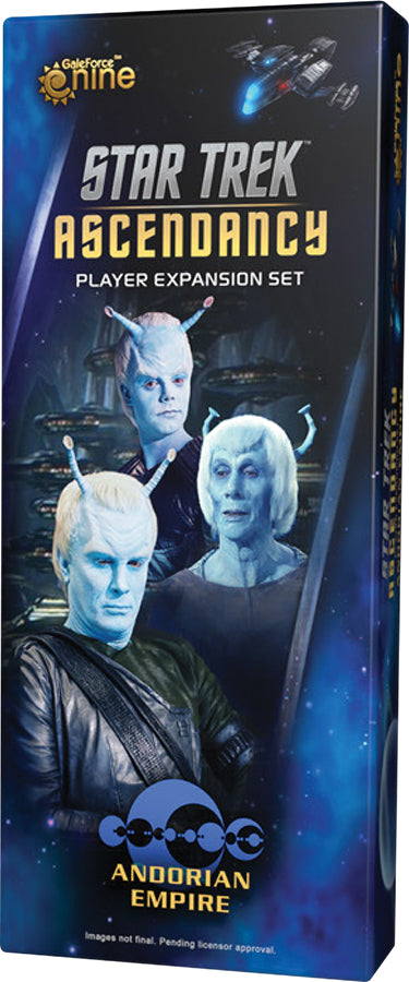 Star Trek: Ascendancy - Andorian Empire Player Expansion Set