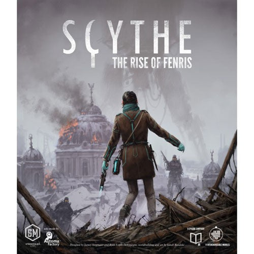 Scythe - The Rise of Fenris Expansion