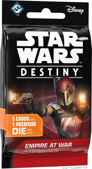 Star Wars Destiny - Empire at War Booster Box - Boardlandia