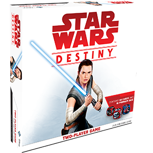 Star Wars: Destiny Two Player Game - Boardlandia