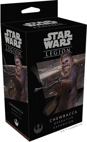 Star Wars: Legion - Chewbacca Operative Expansion (Pre-Order)