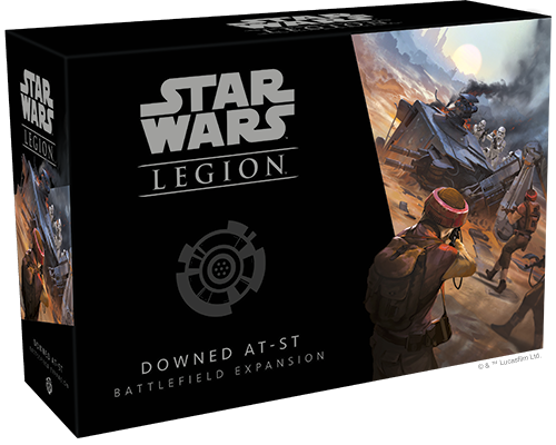 Star Wars: Legion - Downed AT-ST Battlefield Expansion (Pre-Order)