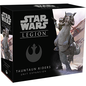 Star Wars: Legion - Tauntaun Riders Unit Expansion (Pre-Order)