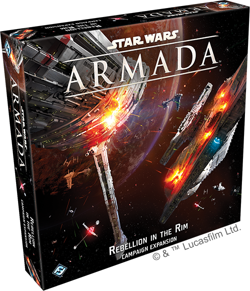 Star Wars Armada: Rebellion in the Rim Campaign Expansion (Pre-Order)