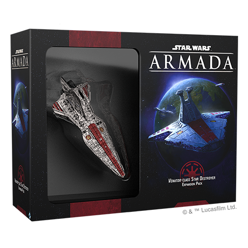 Star Wars Armada - Venator-class Destroyer (Pre-Order)