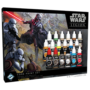 Star Wars: Legion - Core Paint Set