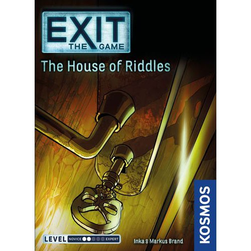 Exit the Game: The House of Riddles (Pre-Order)