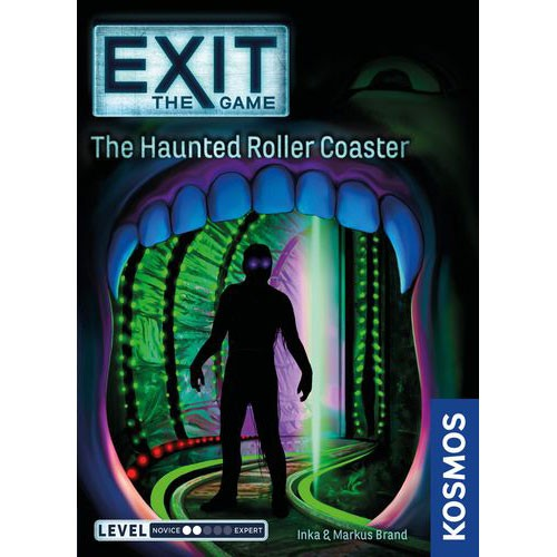 Exit the Game: The Haunted Roller Coaster (Pre-Order)