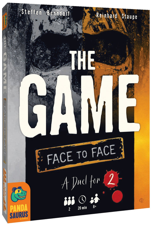 The Game: Face to Face (Pre-Order)