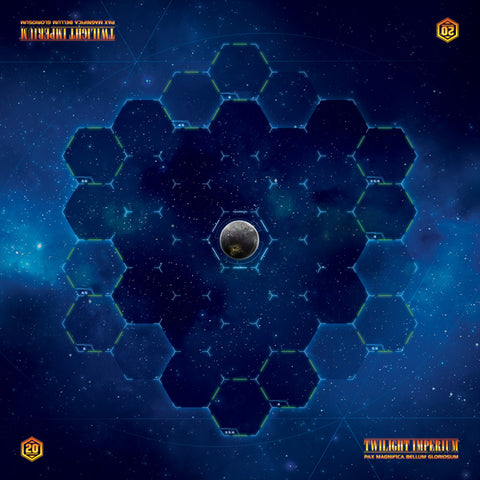 Twilight Imperium 4th Edition - Galactic Playmat (Pre-Order)