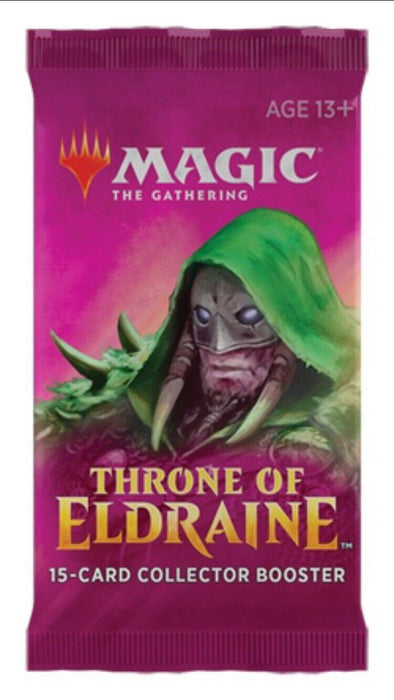 Magic the Gathering - Throne of Eldraine - Collector Booster Pack