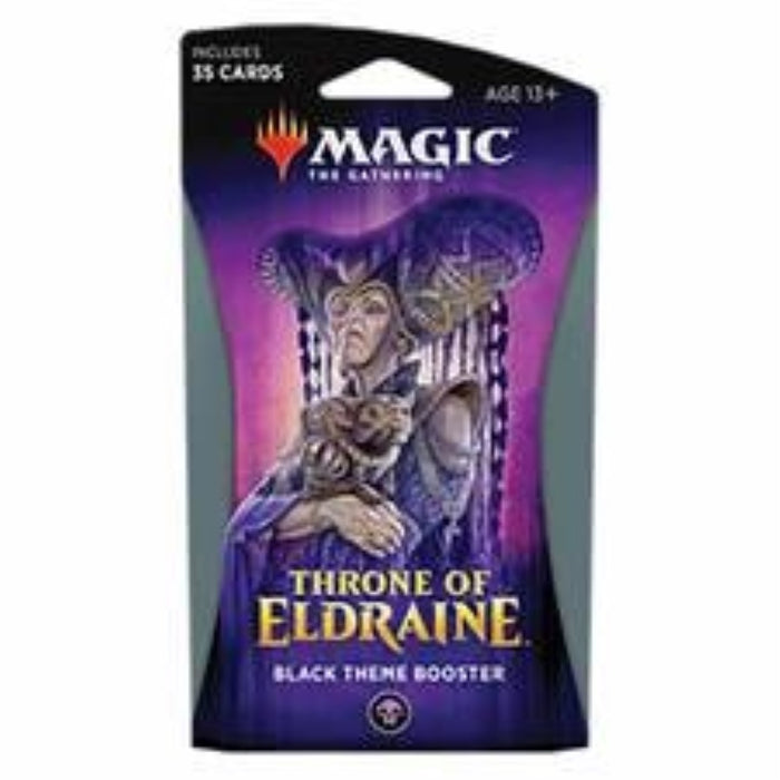 Magic the Gathering - Throne of Eldraine - Theme Booster