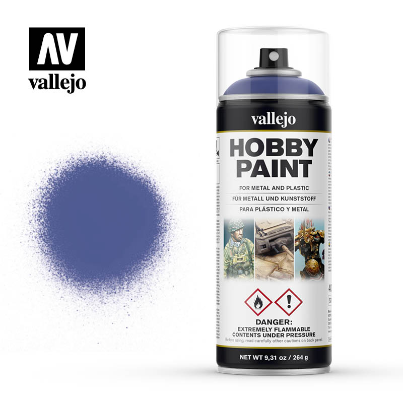 Hobby Paint: Ultramarine Blue (400ml)
