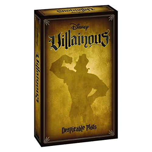 Disney Villainous: Despicable Plots (Pre-Order)