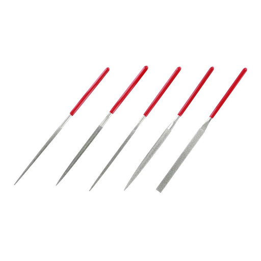 Tool: Diamond Needle File Set (5)