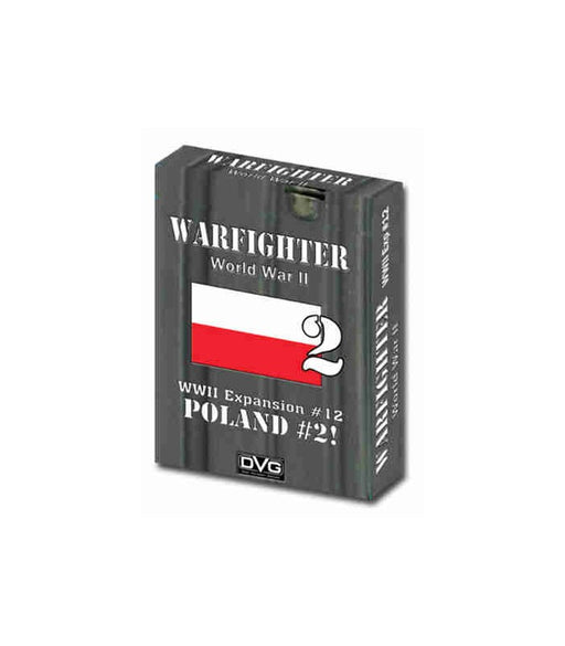 Warfighter WWII Expansion 12: Poland #2