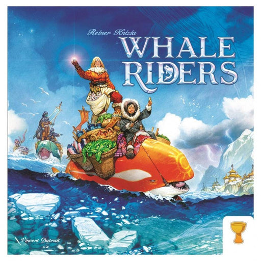 Whale Riders (Pre-Order)