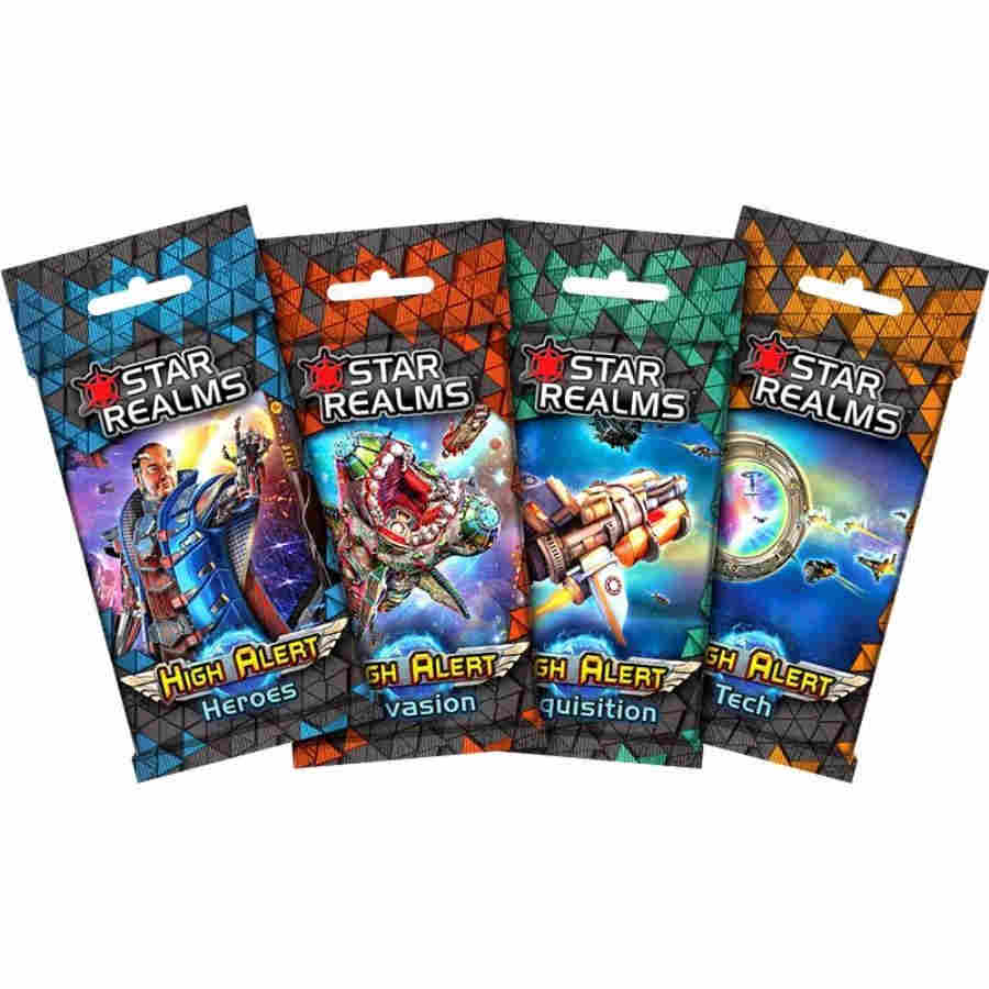 Star Realms: High Alert Expansions - Tech (Pre-Order)