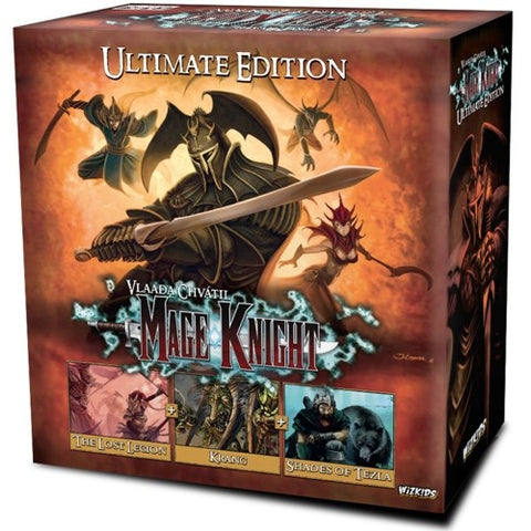 Mage Knight Board Game: Ultimate Edition (Pre-Order)