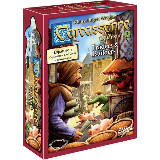 Carcassonne - Traders And Builders