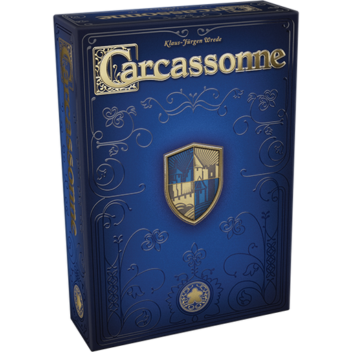 Carcassonne 20th Anniversary (Pre-Order)