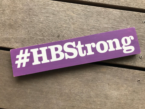 #HBStrong