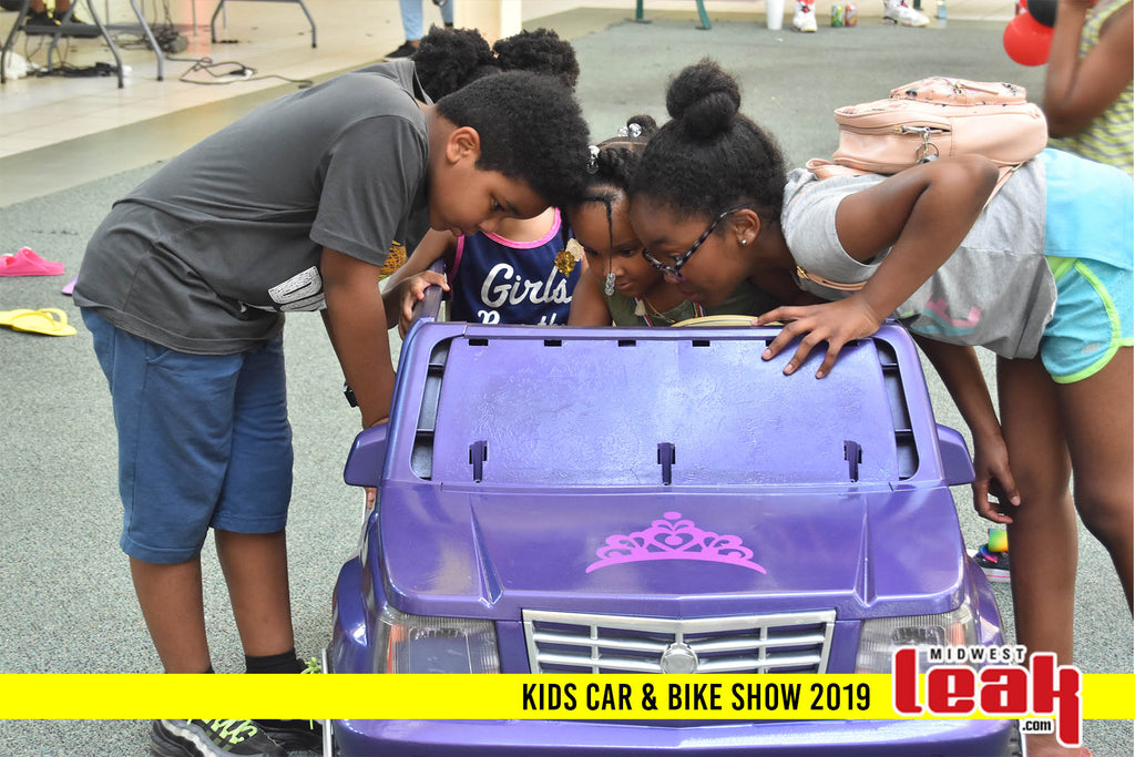 PHOTO GALLERY: Kids Car and Bike Show 2019