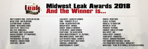 Leak Awards 2018 Winners