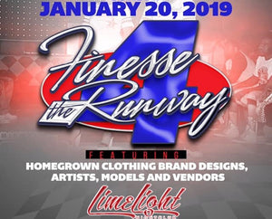 Finesse the Runway 4 is Sunday
