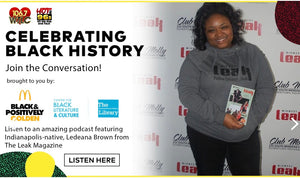 McDonald's, Hot 96.3 Black History Podcast: LeDeana Brown